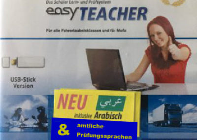 Lernstick in amtlichen Prüfungssprachen